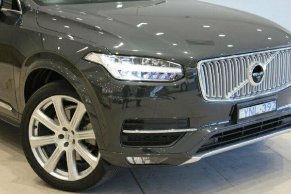 2018 MY19 Volvo XC90 L Series  D5 D5 - Inscription Suv Image 2