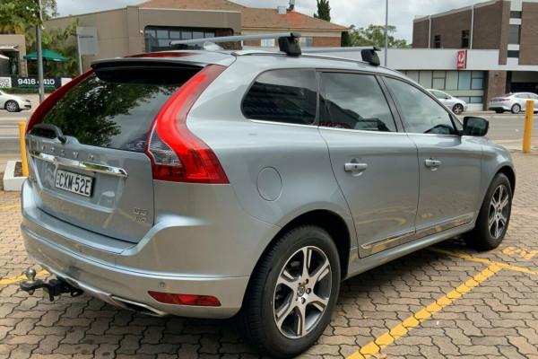 2015 Volvo XC60 DZ MY15 D5 Geartronic AWD Luxury Suv Image 4
