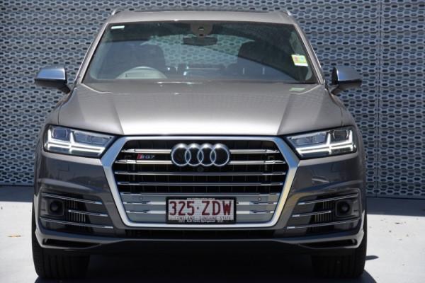 2019 Audi Q7 S 4.0L TDI V8 Quattro Tiptronic 320kW Suv Image 2