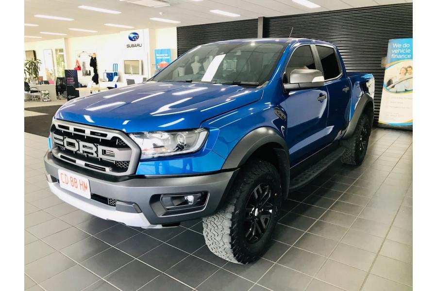 2018 MY19.00 Ford Ranger Utility