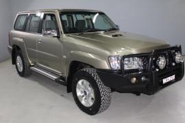 Nissan Patrol Y61 GU 9