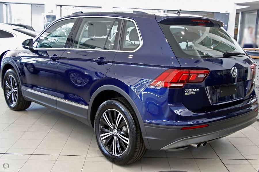 Demo 2018 Volkswagen Tiguan Hv4298 Brisbane Cricks