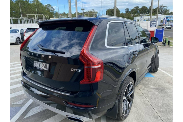 2020 MY21 Volvo XC90 L Series MY21 D5 Geartronic AWD Momentum Suv Image 5