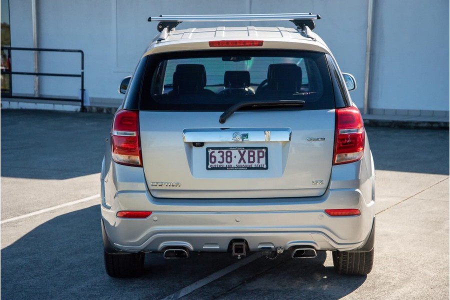 2016 Holden Captiva CG MY17 LTZ Suv