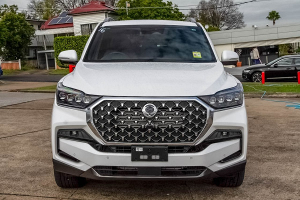 2021 SsangYong Rexton Y450 MY21 Ultimate Suv Image 3