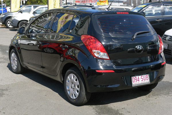 2012 Hyundai I20 PB MY12 Active Hatchback