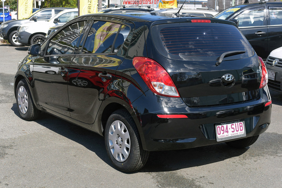 2012 Hyundai I20 PB MY12 Active Hatchback Mobile Image 4
