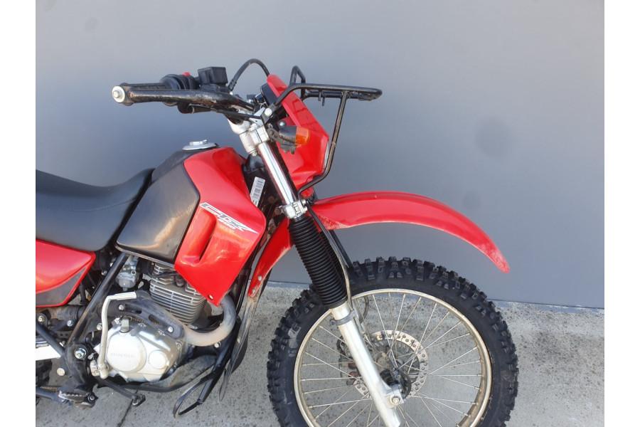 2016 Honda CTX200G U Motorcycle