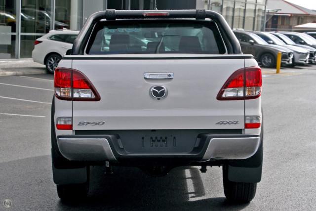 2019 Mazda BT-50 UR 4x4 3.2L Dual Cab Pickup Boss Utility Image 3