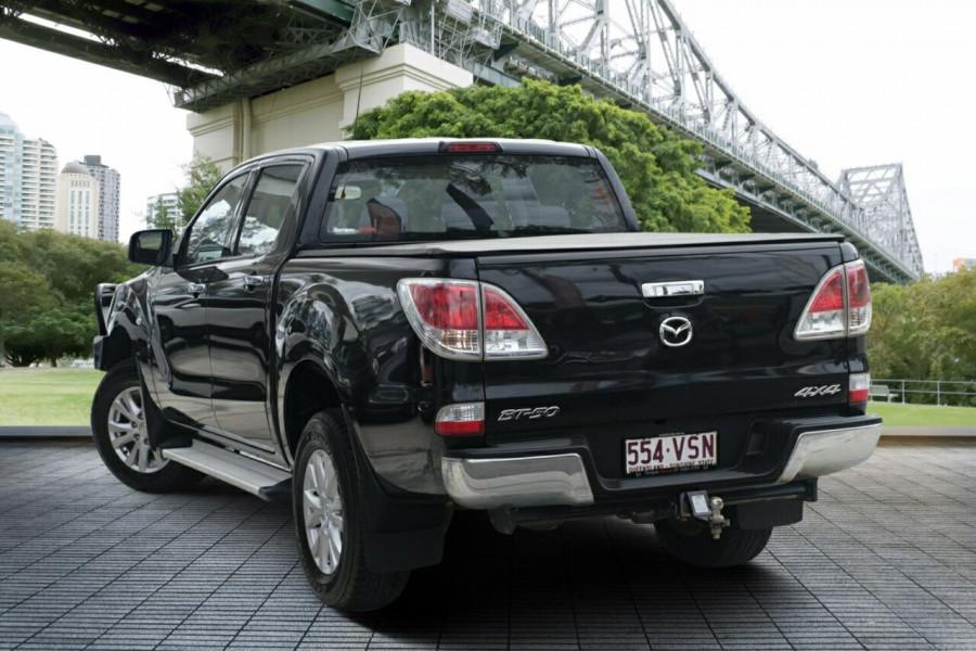 2015 Mazda BT-50 UR0YF1 XTR Utility