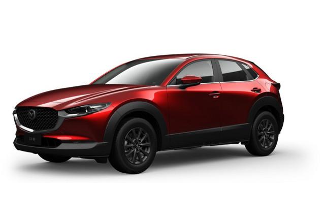 2021 MY20 Mazda CX-30 DM Series G20 Pure Wagon