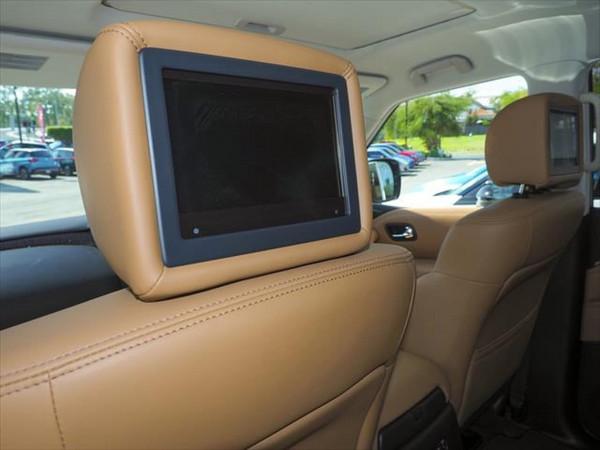 2021 Nissan Patrol Y62 Series 5 Ti-L Suv