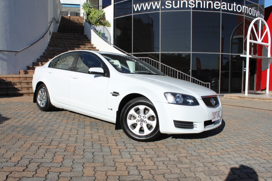 2012 Holden Commodore VE II MY12 Omega Sedan