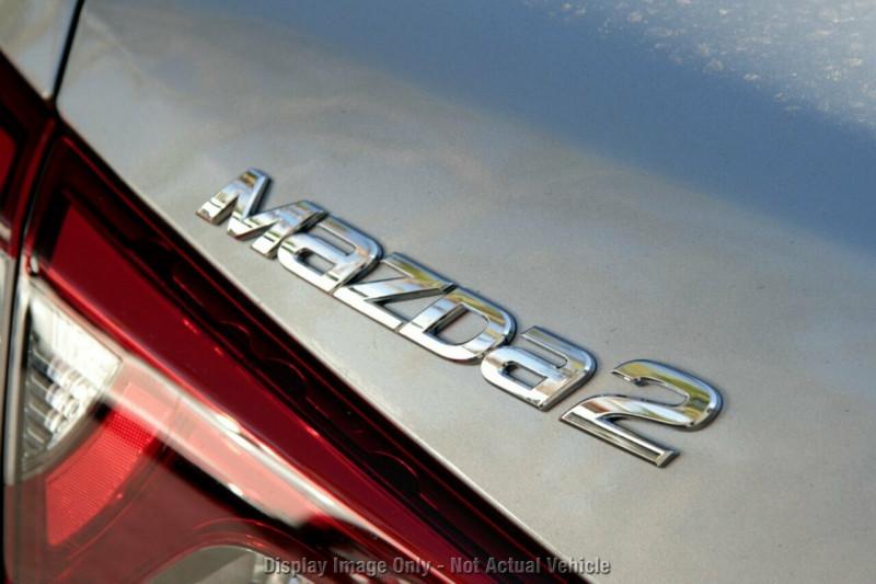 2018 MY19 Mazda 2 DL Series Neo Sedan Sedan