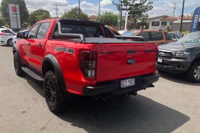 2018 MY19 Ford Ranger PX MkIII Raptor Double Cab Pick Up Utility