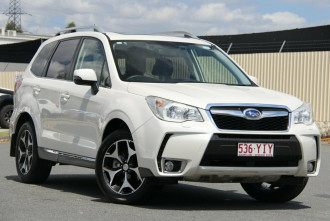 Subaru Forester XT Lineartronic AWD Premium S4 MY13