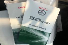 2018 Toyota Landcruiser VDJ200R VX Suv Image 5