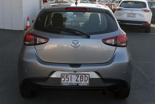 2019 Mazda 2 DJ Series Maxx Hatch Hatchback Image 5