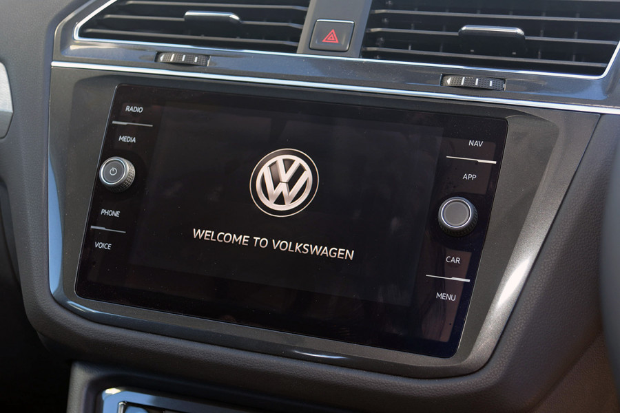 2018 MY19 Volkswagen Tiguan Allspace 5N Comfortline Wagon Mobile Image 13