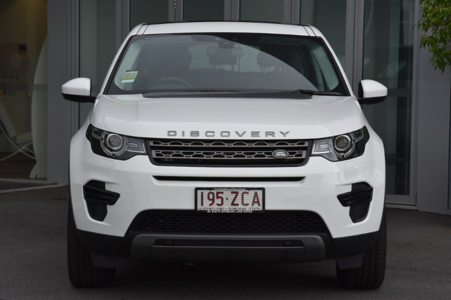 2019 Land Rover Discovery Sport L550 19MY Si4 177kW Suv