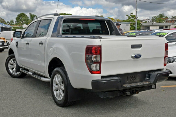 2015 Ford Ranger PX Wildtrak Double Cab Utility Image 3