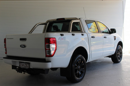 2015 Ford Ranger PX XL Utility Image 2