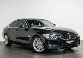 BMW 420d Luxury Line Gran Coupe F36