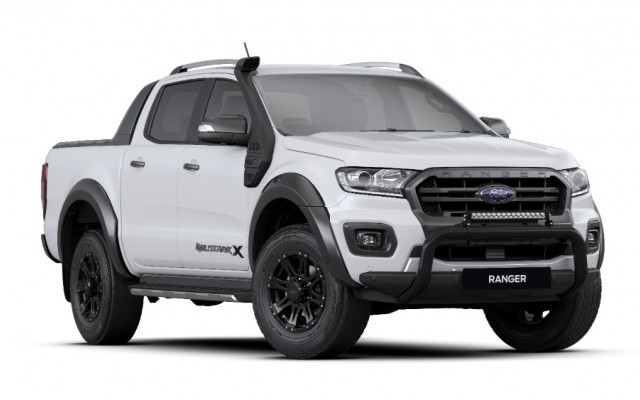 Ford Ranger 4x4 Wildtrak X Double Cab Pick-up PX MkIII