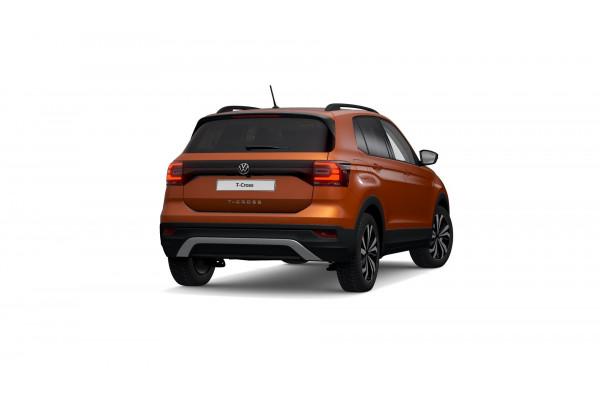 2021 Volkswagen T-Cross C1 85TSI CityLife (Black) Wagon Image 5