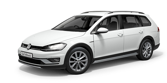 2020 MY0  Volkswagen Golf 7.5 Alltrack 132TSI Wagon