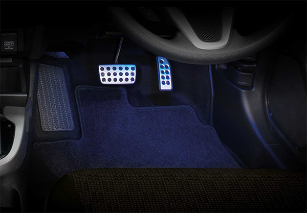 "<img src=""Accent Lighting - Foot Lights"