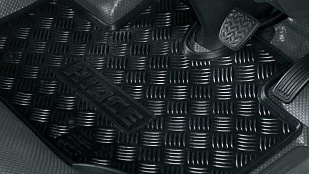 "<img src=""All Weather Rubber Floor Mats"