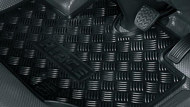 All Weather Rubber Floor Mats