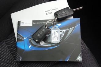 2012 Hyundai I30 GD Active Hatch