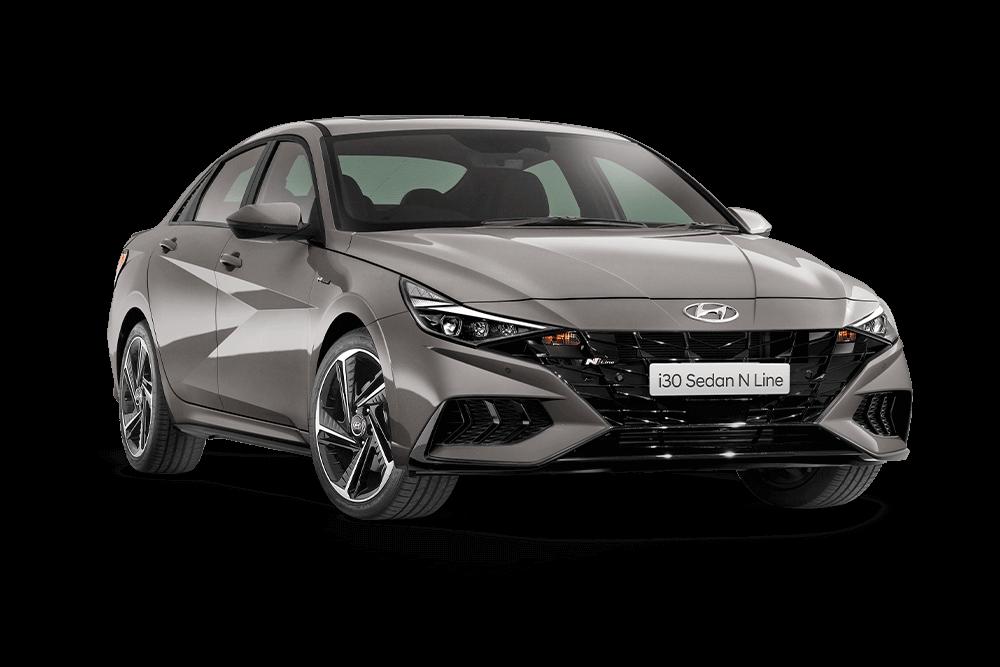 2021 Hyundai i30 CN7.V1 N Line Premium Sedan