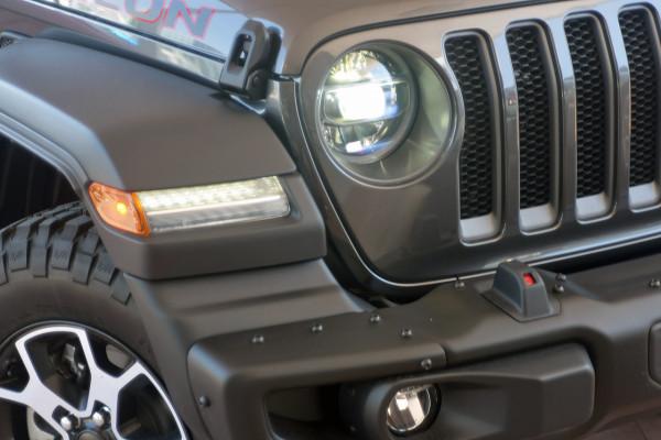 2019 Chrysler Wrangler Wagon Image 2