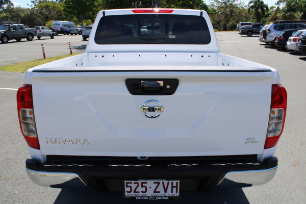 2020 MY19 Nissan Navara D23 Series 4 SL 4x4 Dual Cab Pickup Ute Image 5