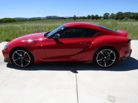 2019 Toyota Supra A90 GR GTS Coupe