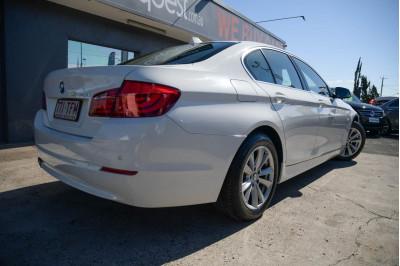 2012 BMW 5 Series F10 MY12 520d Sedan Image 3