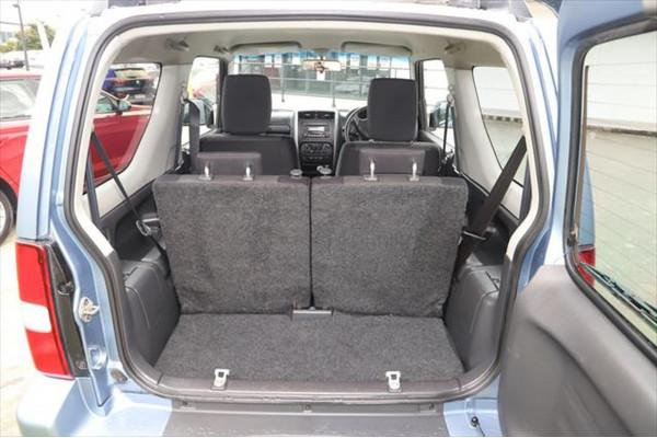 2012 Suzuki Jimny SN413 T6 Sierra Hardtop Image 4