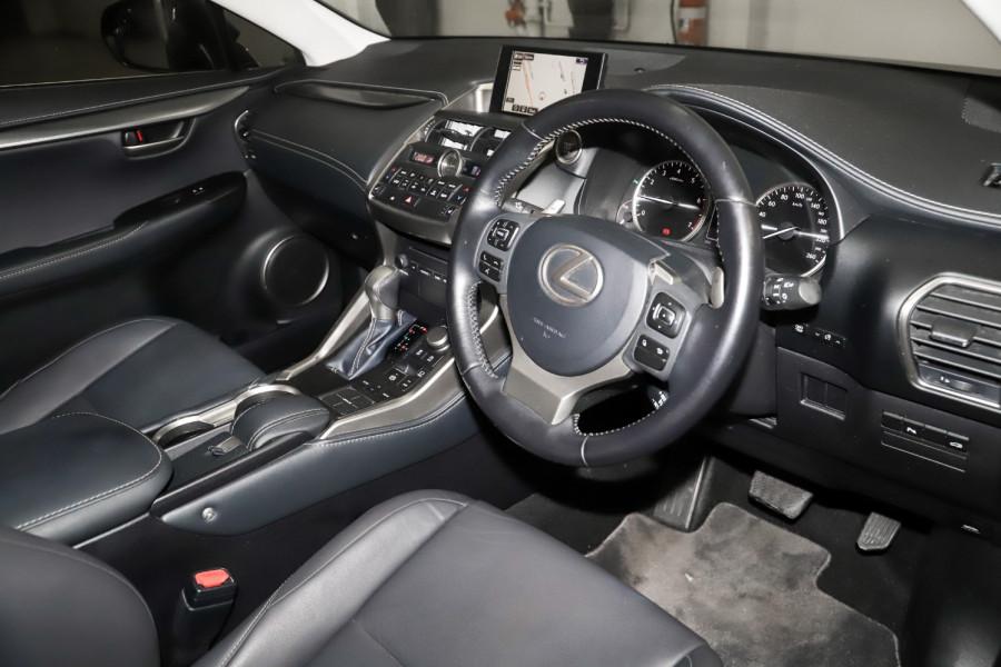 2015 Lexus Nx AGZ10R 200t Luxury Suv
