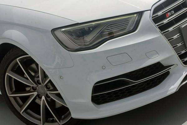 2015 Audi S3 8V MY15 Sedan Image 2