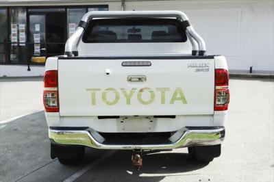 2014 Toyota HiLux KUN26R MY14 SR5 Utility Image 3