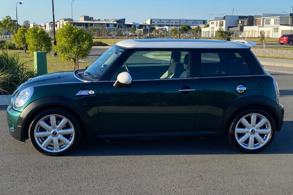 2007 Mini Hatch Hatchback Image 4