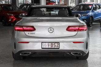 2018 Mercedes-Benz E-class A238 E300 Cabriolet Image 4