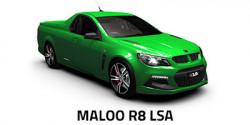 New HSV Maloo R8