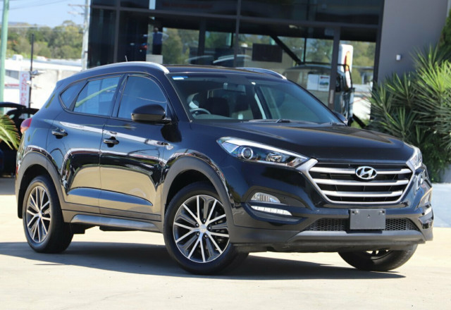 2015 Hyundai Tucson TL Active X 2WD Suv