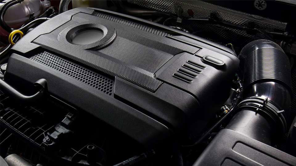 Golf GTi 180kW 2.0L TSI Engine