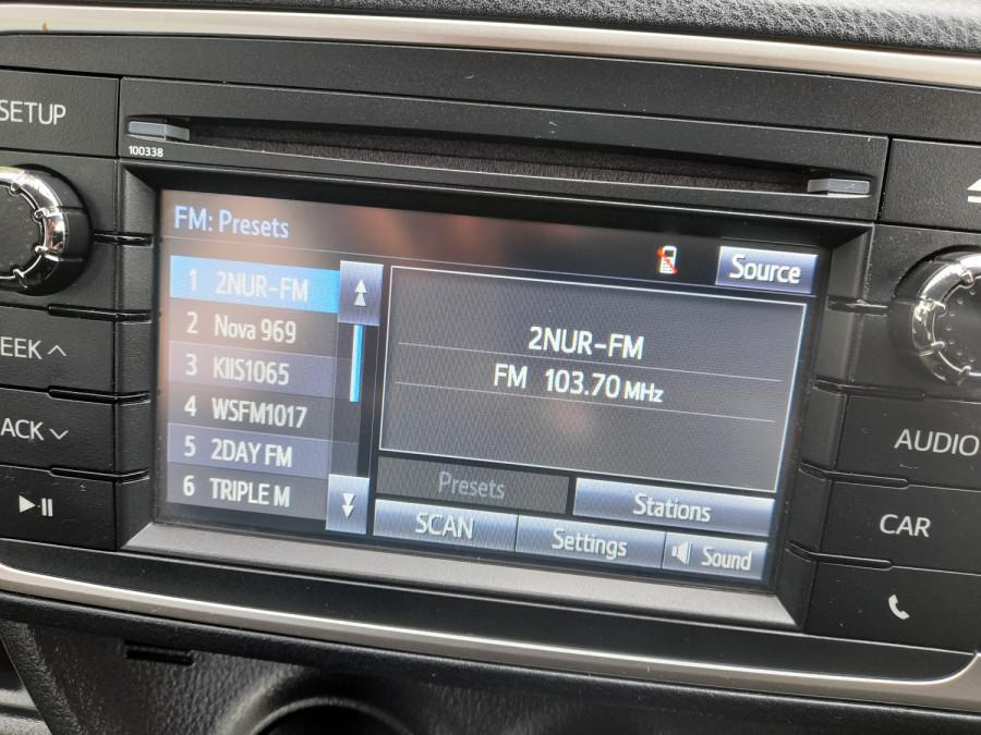 2016 Toyota Yaris NCP131R SX Hatchback Image 16