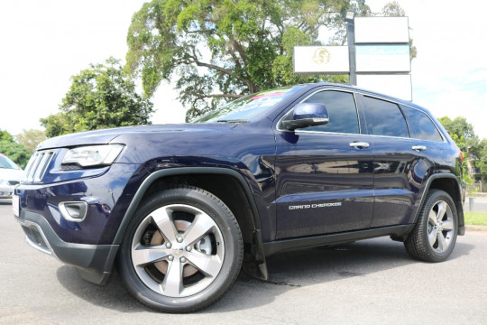 Jeep Grand Cherokee Limited WK MY13